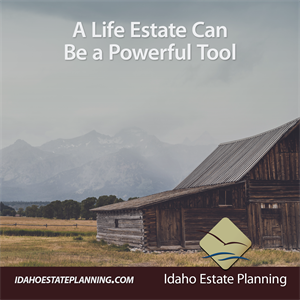 Life Estate Can Be a Powerful Planning Tool When Done Correctly