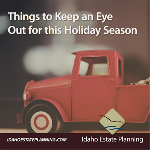 Things to Keep an Eye Out for this Holiday Season