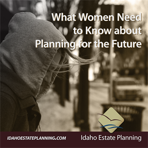 What Women Need to Know about Planning for the Future