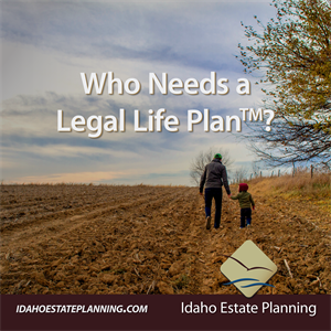 Who Needs a Legal Life Plan?