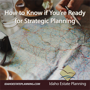 How to Know if You're Ready for Strategic Planning