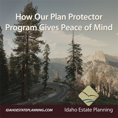 How Our Plan Protector Program Gives Peace of Mind