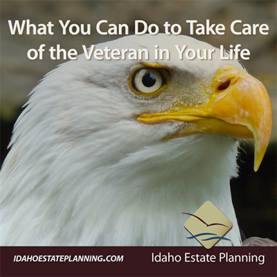What You Can Do to Take Care of the Veteran in Your Life