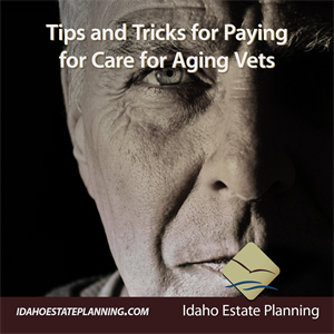 Tips and Tricks for Paying for Care for Aging Vets