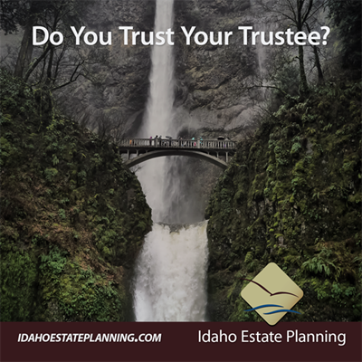 Do You Trust Your Trustee?