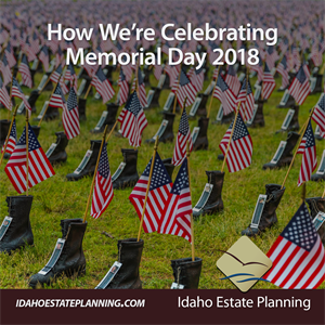 How We're Celebrating Memorial Day 2018