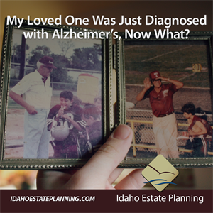 My Loved One Was Just Diagnosed with Alzheimer's, Now What?