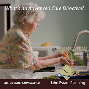 Ask the Estate Planning Attorney: What's an Advanced Healthcare Directive?